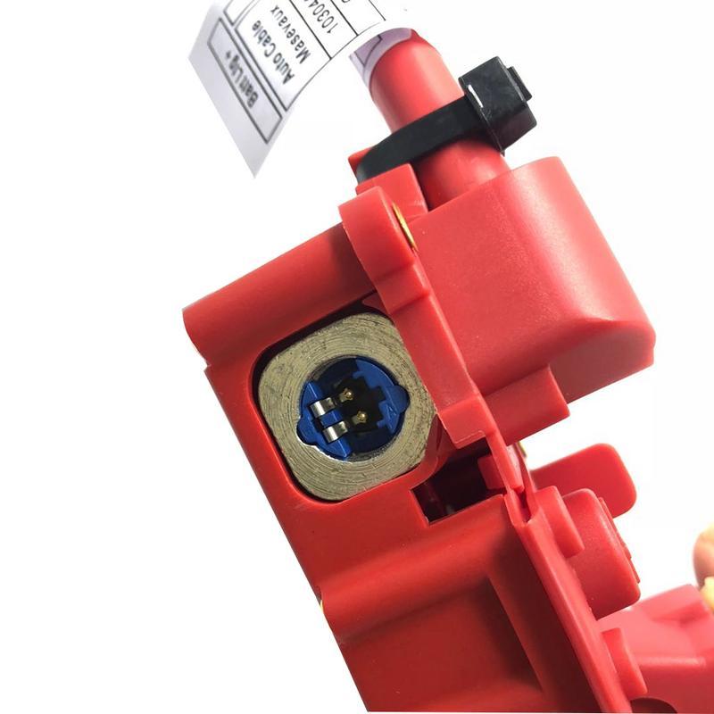 Câble de batterie Pour BMW 1 Série E87 116 118 123 125 130 135 E81E87LCI Batterie Conducteur Positif 61129217017 Câble Accessoires