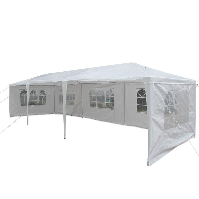 Multiple Usage Tent Household Supplies 3x9m Five Sides Waterproof Tent White High Quality Convenient Fashionable Practical TentsMultiple Usage Tent Household Supplies 3x9m Five Sides Waterproof Tent White High Quality Convenient Fashionable Practical Tents