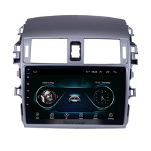 Seicane Android 8,1 9 дюймов 2Din автомобиля радио WI-FI Bluetooth 4 ядра мультимедийный плеер для 2007 2008 2009 2010 Toyota Corolla Старый