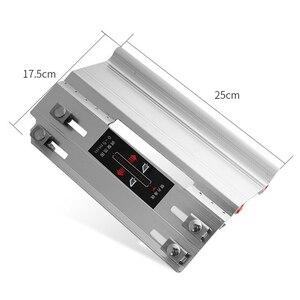Image 4 - 面取りフレームマイターは45度切断機サポートマウントセラミックタイルカッターシート空気圧電気傾斜カッター