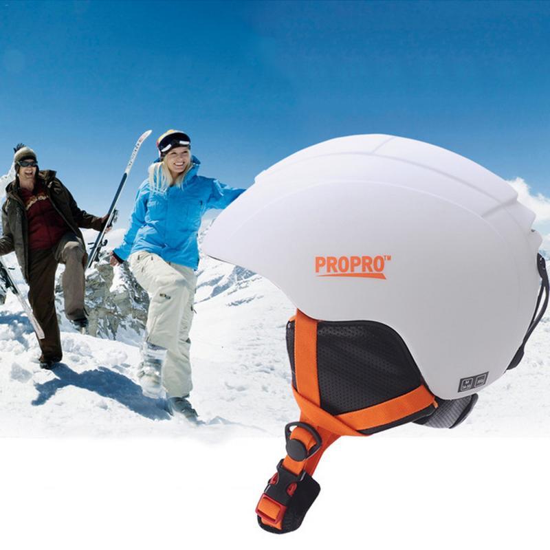 2018 nouveau casque de Ski monobloc simple et Double planche neige casque chaud et coupe-vent sport équipement de sécurité