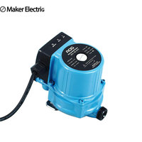 Stainless steel shell with safe switch 120w Brushless water pump UPA 90/120 high pressure supply for building equipment