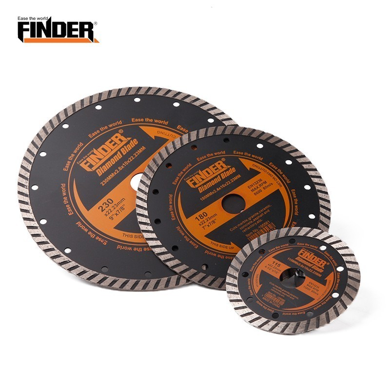 FINDER Sharpening Diamond Circular Saw Blade Cutters For StoneTile Wood Steel Marble Cutting Blades Power Tool Accessories Tools