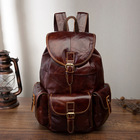 Genuine Leather Ruck...