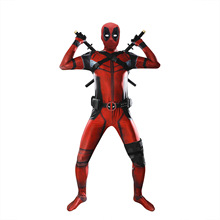 Halloween Men Role Cosplay Deadsuit deadpool costume anime new Avenger League Deadman 2 Deadpool clothing Jumpsuits masquerade