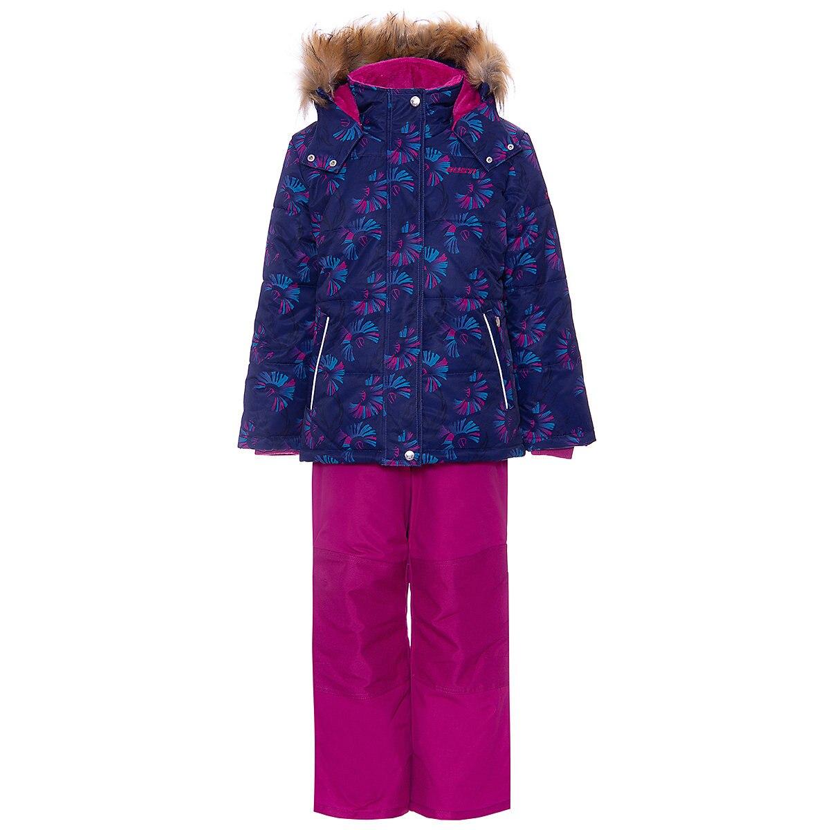 GUSTI enfants \'s ensembles 9512048 vêtements pour filles ensemble robe hiver vêtements fille enfants portent MTpromo
