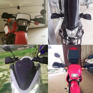 Image 2 - LumiParty Moto Paramani Mano Della Protezione Della Protezione per Kawasaki moto paramani Per Suzuki Honda Generale r20