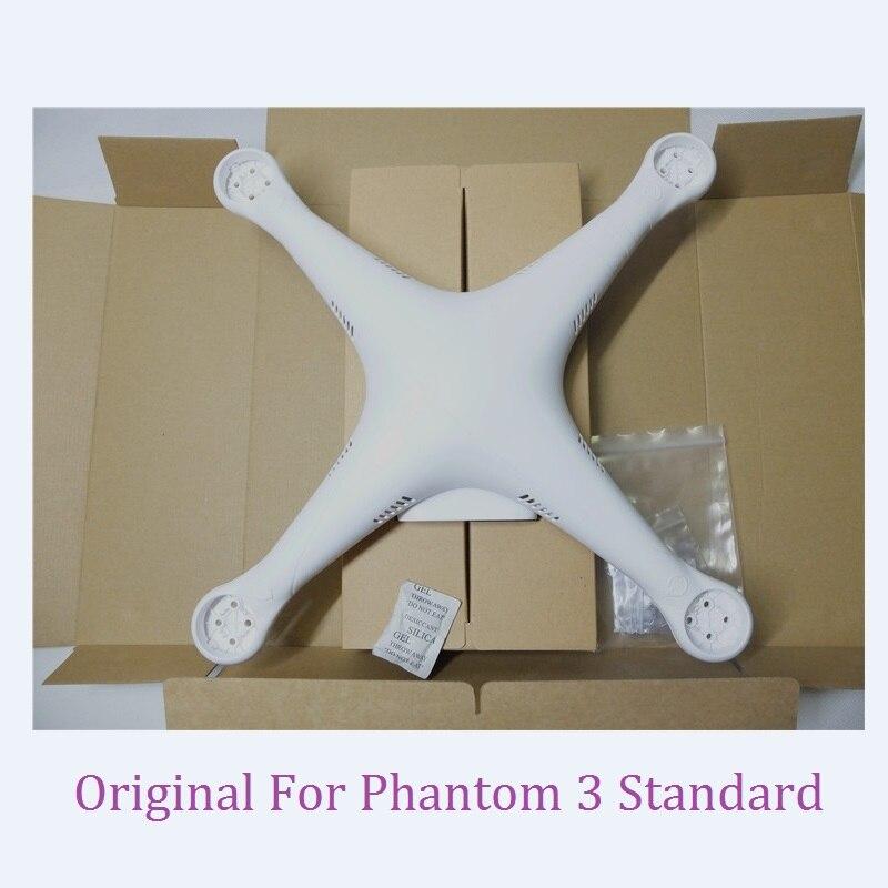 100 Original DJI Phantom 3 Standard 3S Shell Upper Bottom Body Shell Landing Gear Spare Repair