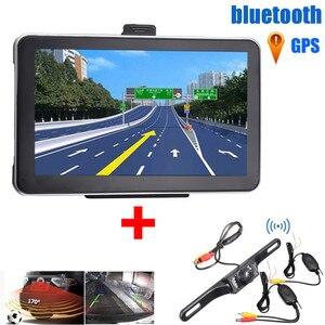 7inch 8GB Wireless Car GPS Nav