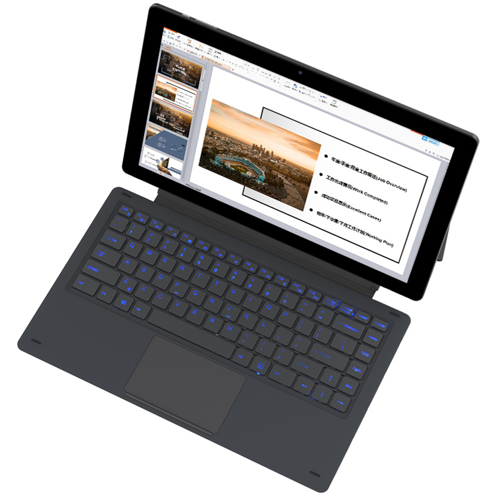 Original Magnetic Docking Keyboard CDK11 For Alldocube KNote 8 KNote X Tablet