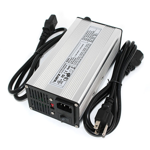 Image 3 - 67.2V 5A Aluminum Lithium Battery Charger Universal for 60V 16 cell Li on Power Tools Electric Motorcycle Ebikes