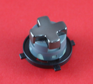 Image 3 - Chrome Silver Grey With Black Base Transforming DPAD D Pad Button For XBOX 360 Controller
