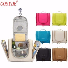 Cosyde New High Quality Travel Hanging Organizer Bag Women Cosmetics Multifunction Hygiene Wash Bags