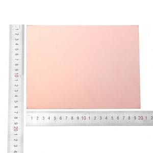 Image 2 - ใหม่ 10 pcs 15x20 ซม. ด้านเดียวทองแดงบอร์ด PCB FR4 ไฟเบอร์กลาส Board
