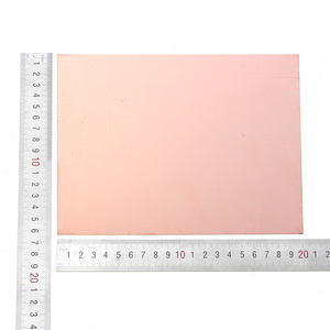 Image 2 - חדש 10 pcs 15x20 cm יחיד צדדי נחושת PCB לוח FR4 פיברגלס לוח