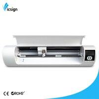 Vicsign Mini Q3 Professional A3 A4 Vinyl Desktop Cutter Plotter Mini Sticker Cutting Machine For Arts Crafts Papers Cardboard