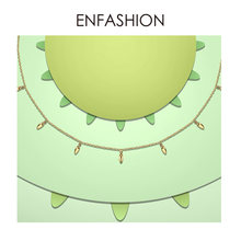 Enfashion Wheat Choker Necklace For Women Holiday Statement Pine Nut Chain Gold Color Boho Necklaces Jewelry(China)