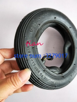 10pcs 6X1 1/4 Tire  Inner Tube fits many gas electric scooters and e-Bike 6 inch A-Folding Bike 6 X 11/4 tyre