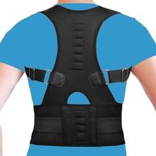 Magnetic Posture Corrector Men Back Corset Back Sup