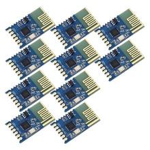 10X JDY-40 2,4G Беспроводной последовательный Порты и разъёмы передачи Доска модуль приемопередатчика супер NRF24L01 много