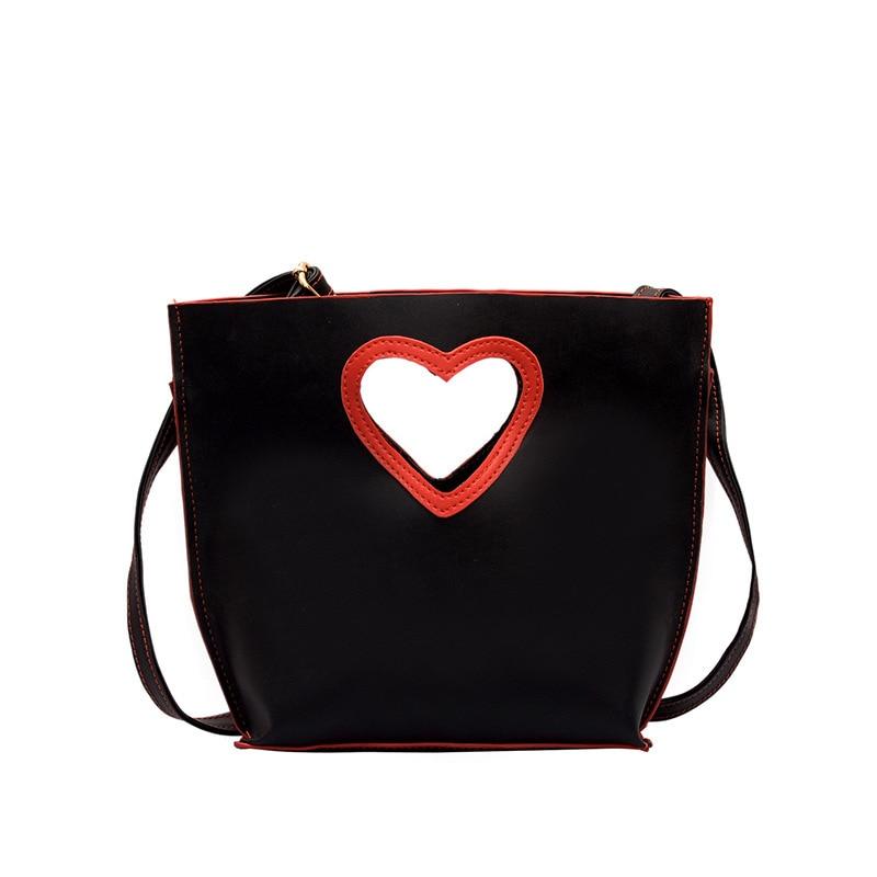 2019 shoulder bag luxury handbag women leather crossbody bags for designer bolsa feminina bolsos mujer bolsas clutch sac tassen in Shoulder Bags from Luggage Bags