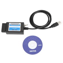 Code Readers tools 12V OBD2 Car Diagnostic Interface Scanner USB Switch Cable Code Reader for Ford Focus 12-15 for car New(China)