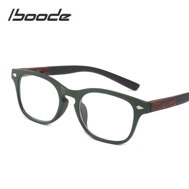 Wood Grain Reading Glasses 3