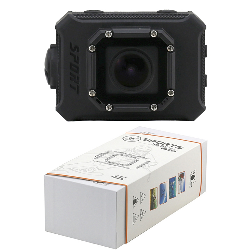 Image 2 - Ultra Hd Camera Camera 2.0 Inch Sports Dv Bare Metal Waterproof Dv Underwater Camera Sport Camera-in 360° Video Camera from Consumer Electronics