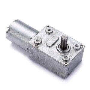 0.6RPM Gear Motor DC 12V High