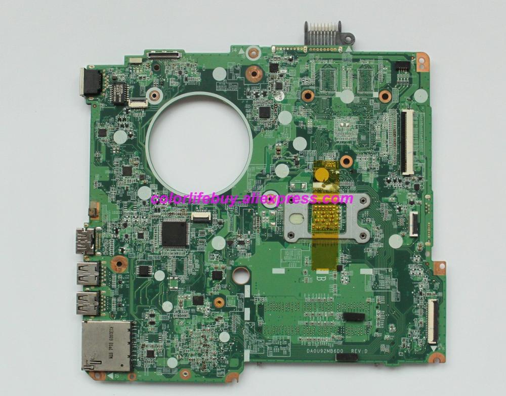 Image 2 - Натуральная 738124 501 738124 601 738124 001 аккумулятор большой емкости DA0U92MB6D0 UMA A76M w A10 5745M материнская плата для ноутбука hp 15 15 N серии ноутбук ПК-in Материнская плата для ноутбука from Компьютер и офис