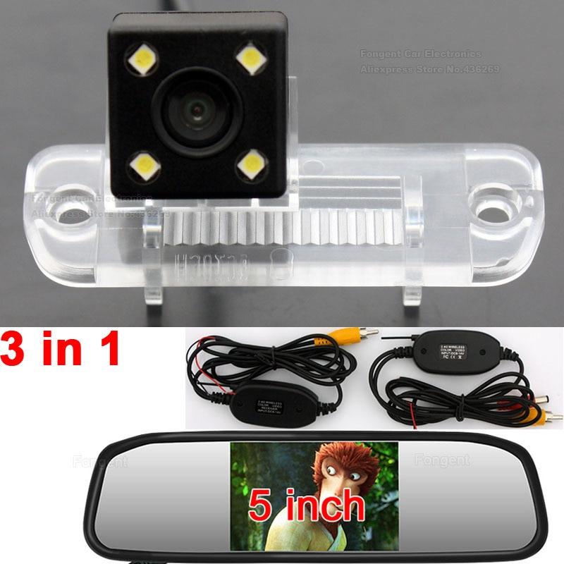 Moniteur de stationnement de caméra de recul de voiture pour Mercedes Benz R GLS CLS SLK classe ML350 W220 W203 W211 W209 W219 R171 W164 ML350