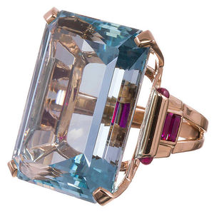 Sea Blue Topa Stone Rings Anillos Gold Jewelry Bague for Women pure Amethyst Sapphire bijoux femme Gemstone Ring anillos mujer