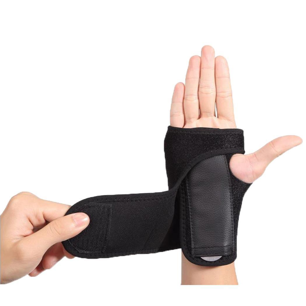 Carpal Tunnel support réglable Splint arthrite Brace