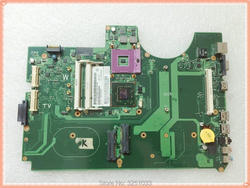 Dla ACER Aspire 8920G laptopa płyty głównej płyta główna w MBAP50B001 6050A2184601 MB A02 MB. AP50B. 001 965PM DDR2 w pełni przetestowane w Płyty główne do laptopów od Komputer i biuro na