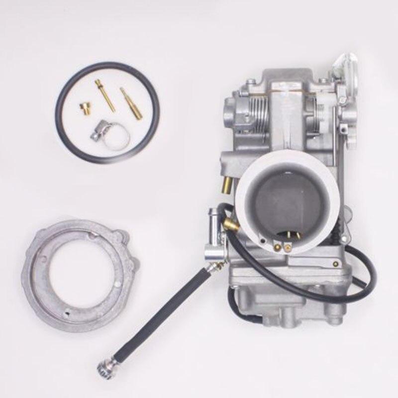 Meilleur carburateur pour Mikuni Type HSR42/45/48 TM42-6 Harley EVO Evolution double cameMeilleur carburateur pour Mikuni Type HSR42/45/48 TM42-6 Harley EVO Evolution double came