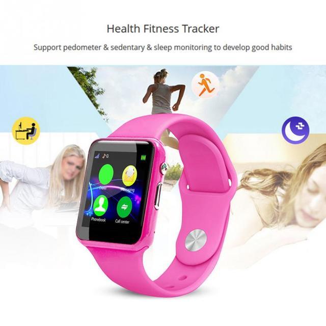 U10 Anti-Lost Smartwatch Children Kids Smart Wristwatch Activity Tracking Watch(pink) 6