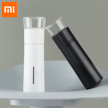 Xiaomi PINZTEA 300ml Portable Water Mug Outdoor Travel Mugs Thermal Cup Tea Infuser Bottle Container Warm Keeping Cup Mijia(China)