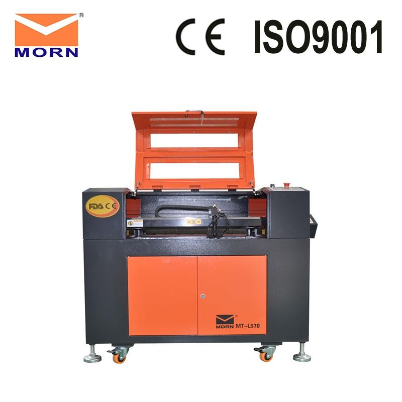 Coupeur en bois de découpeuse de Laser de CO2 de haute précision pour le panneau de commande amical de bois/MDF/acrylique - 5