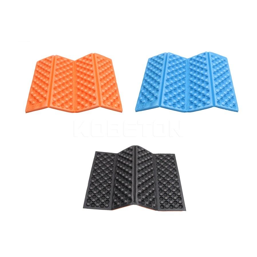 Sports & Entertainment Foldable Folding Outdoor Camping Mat Eva Waterproof Seat Foam Pad Chair Picnic Moisture-proof Mattress Beach Pad 27.5*10 Cm Yoga