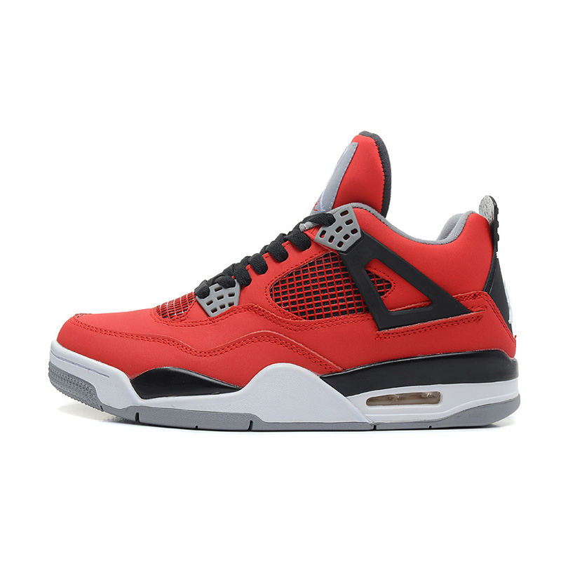 Jordan Air Retro 4 IV Men Basketball shoes bred Fire Red Oreo White Cement Black Cat Thunder Athletic Outdoor Sport Sneakers