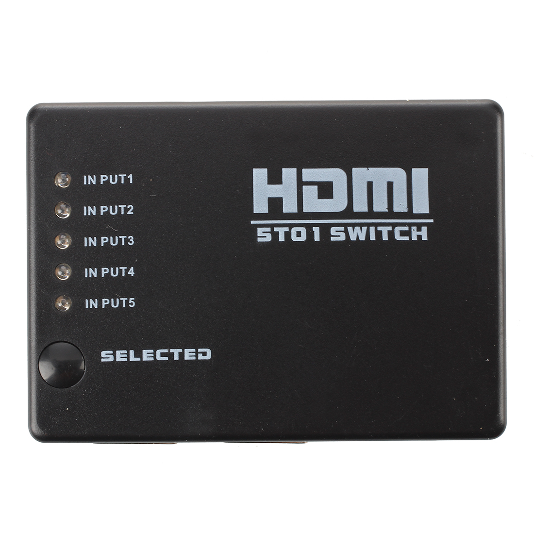 Mini 5 Port 1080 P Video Hdmi Switch Switcher Splitter Mit Ir-fernbedienung SpäTester Style-Online-Verkauf Von 2019 50% Computer & Büro