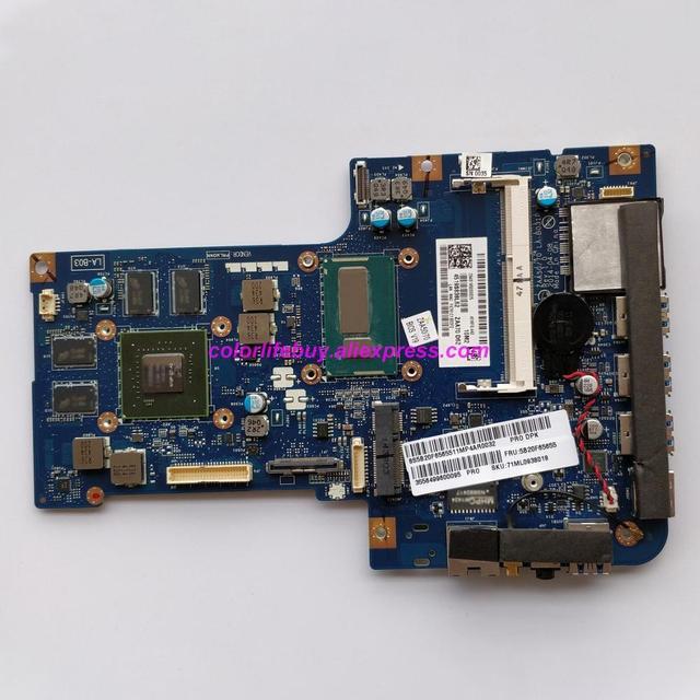 Подлинная 5B20F65655 LA B031P Вт i7 4558U CPU w N15P GT A2 GPU материнская плата для ноутбука Lenovo IdeaCentre A740
