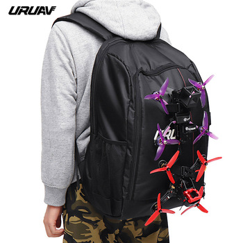 URUAV UR7 FPV Racing Backpack Shoulder Bag Crossbody Waterproof Carrying Suit Case Transmitter Bags Travel Messenger Sling Bag 1