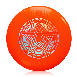 Professional Flying Disc Ultimate Disc 9.8 Inch 145g Plastic Flying Discs Outdoor Play Toy Sport Disc