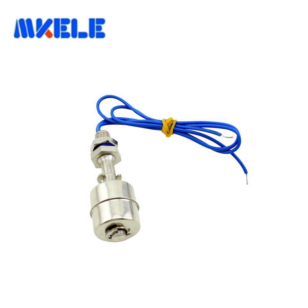 MK-SFS6010(110V) Liquid Water Level Control Sensor Stainless Steel Float Switch