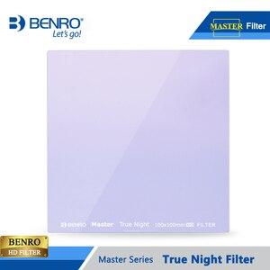 Image 2 - Benro 100*100มม.150*150มม.Master True Nightกรองปลั๊กตัวกรองNight Skyการถ่ายภาพกันน้ำopticalฟรี