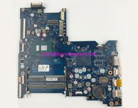 mainboard האם מחשב 854946-601 854946-001 UMA Genuine w Mainboard האם מחשב נייד i3-6100U מעבד LA-D704P עבור HP 15-AY סדרה אינץ PC (1)
