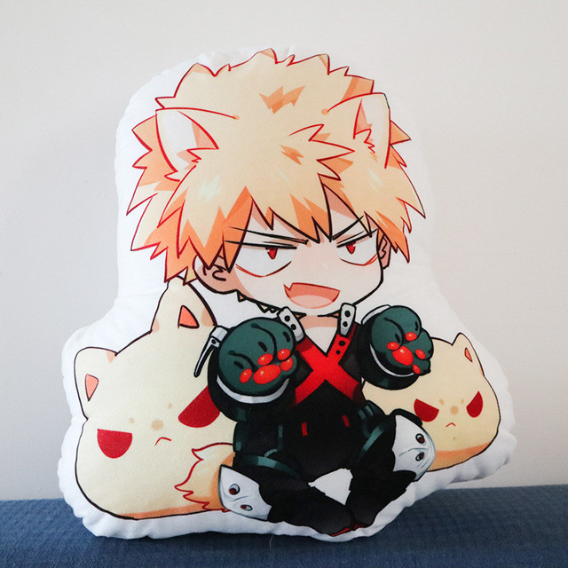 My Hero Academia Anime Plush