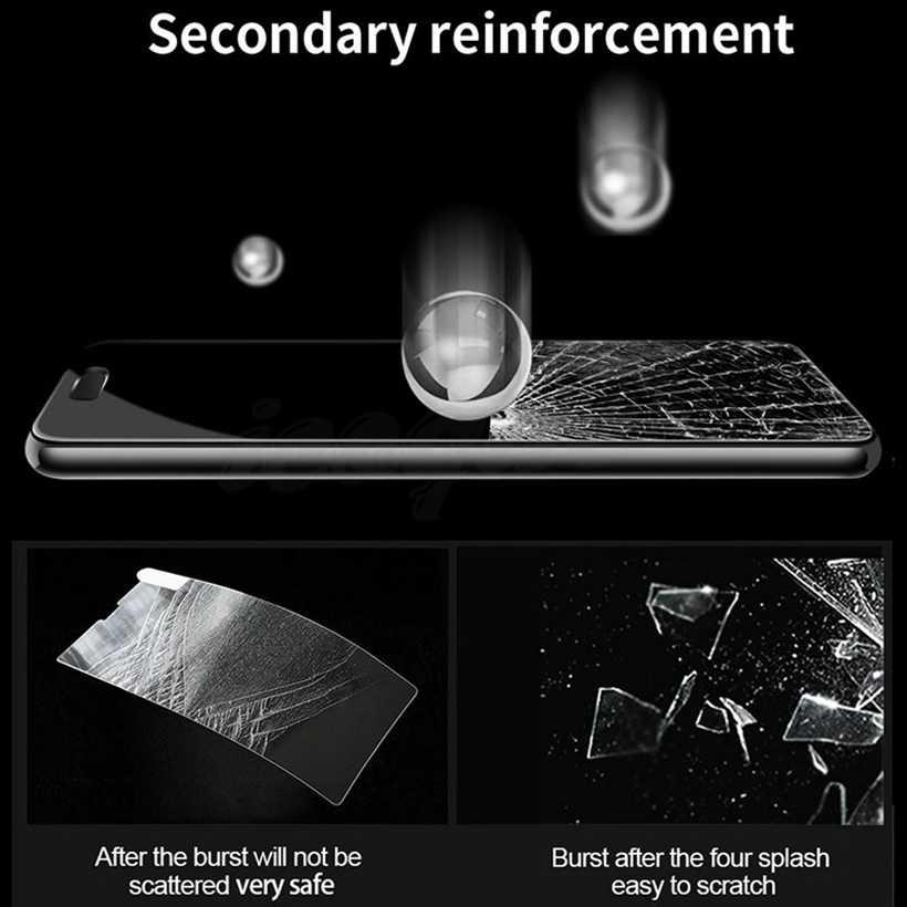 5D изогнутый защитный чехол для экрана для samsung A6 2018 A600F закаленное стекло для samsung Galaxy A6 Plus 2018 A6 + A605F A6Plus пленка