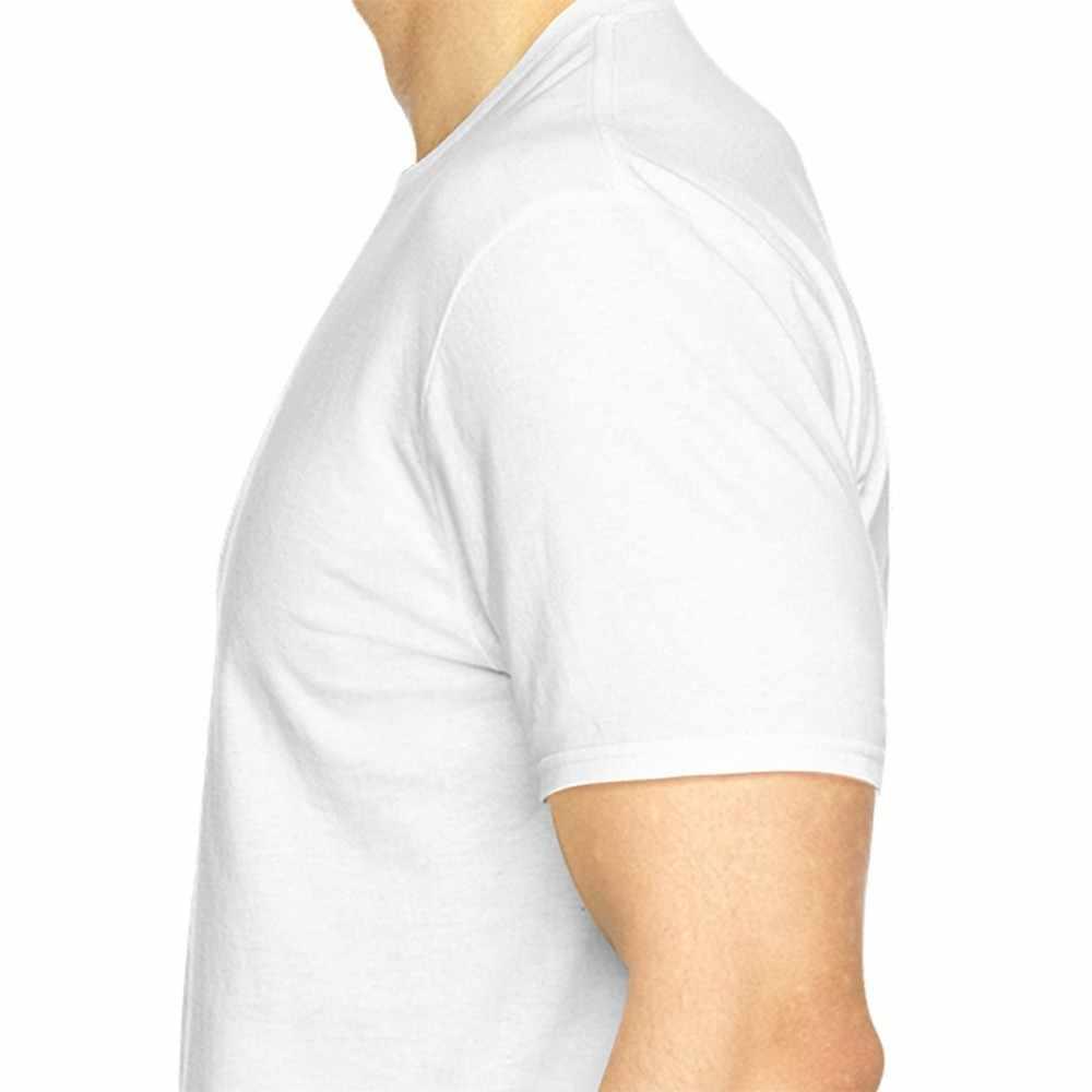 زيبرا المشارب مضحك تي شيرت الرجال 2019 الصيف جديد الأبيض عادية أوم كول المهووس التي شيرت